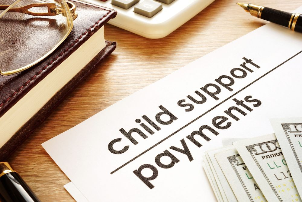 Legal Service Child Support - Vanlanduytlaw Greer - Family Law Attorneys